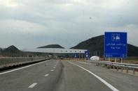 شمارش معکوس برای افتتاح قطعه یک آزادراه شمال