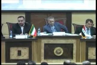◄فیلم/ همایش اتاق بازرگانى ایران وعراق
