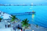 رشد۱۳درصدی گردشگران دریایی بندر چابهار