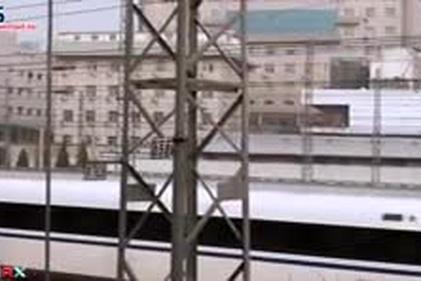 سریعترین قطار جهان 2017