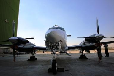 هواپیمای فلایتچک راهی فرودگاه سنندج میشود