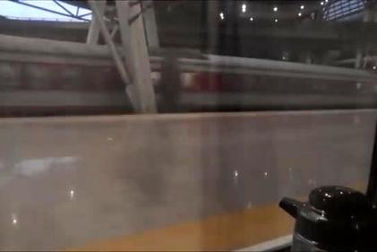 ◄فیلم/ ایستگاه راهآهن شانگهای و بیجینگ چین