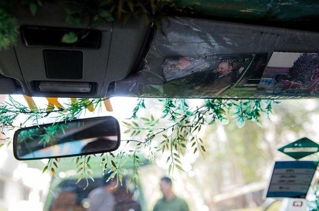 تاکسی جنگلی (+عکس)