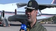 تعمیر هواپیمای ترابری برای نخستین بار در کشور