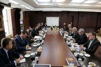 گزارش تصویری دیدار آخوندی و وزیر امورخارجه بلغارستان