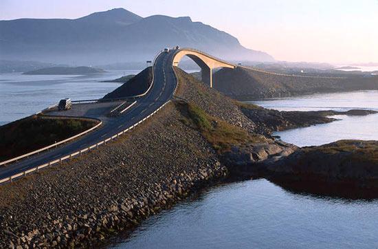 امنترین جادههای دنیا