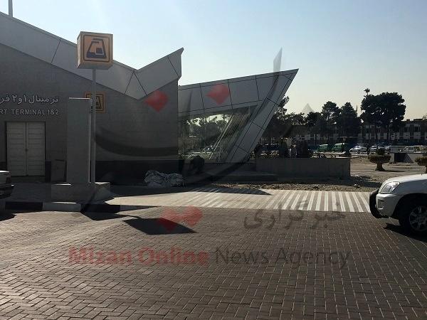 مهرآباد همچنان در دست تعمیر است + تصاویر