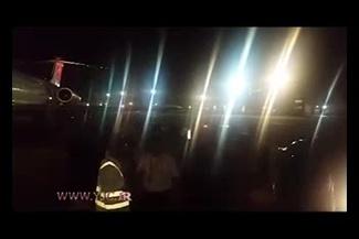 تأخیر 3 ساعته پرواز مشهد به تهران و سرگردانی مسافران