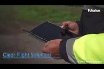 پهپاد پرنده به کمک فرودگاه ها می آید
