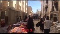 فیلم/ آوار مسکن مهر  بر سر مردم زلزله زده