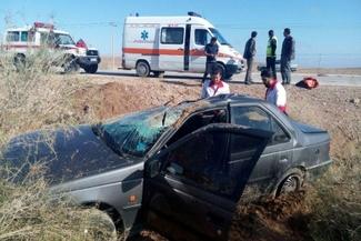 آماری از کشتهشدگان تصادفات جادهای در ۱۰ سال