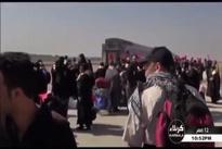 فیلم/ گزارش تلویزیون عراق در خصوص راه اندازی اولین قطار مسافری بین کشورهای ایران و عراق